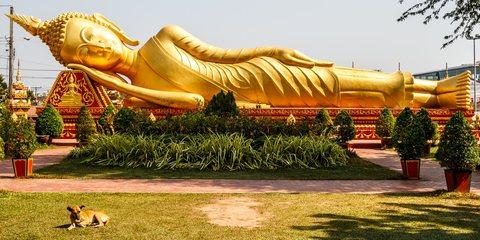 Vientiane: Reisebericht