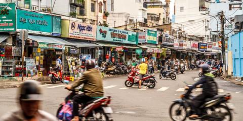 Die Củ Chi Tunnel in Hồ Chí Minh City