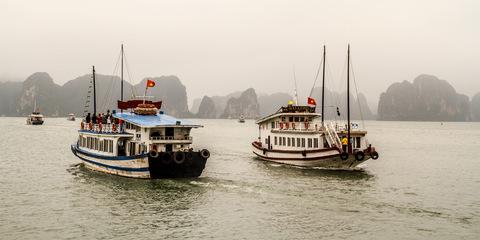 Ha Long Bay: Reisebericht