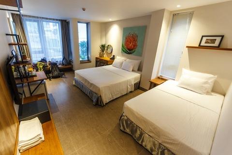 Zimmer im Mojzo Inn