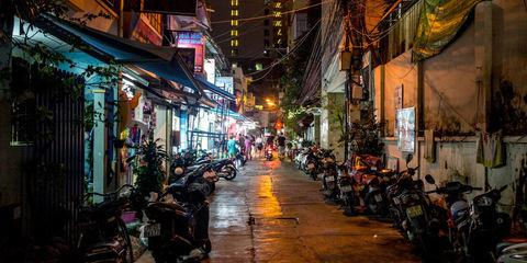 Schlammbaden in Nha Trang