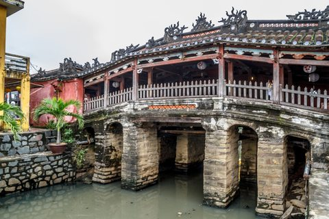 Ancient Bridge Hoi An