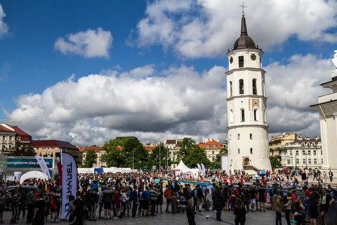 We Run Vilnius