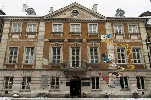 Geburtshaus von Marie Curie